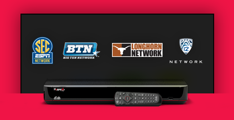 DISH College Sports TV Packages - FRIDAY HARBOR, Washington - ISLAND SATELLITE & INTERNET - DISH Authorized Retailer