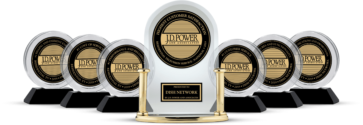 DISH Customer Satisfaction - Ranked #1 by JD Power - ISLAND SATELLITE & INTERNET in FRIDAY HARBOR, Washington - DISH Authorized Retailer